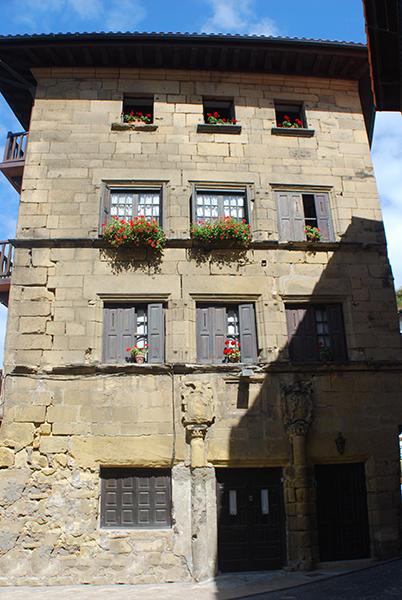 Casa de los Miranda
